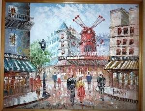 Le Moulin Rouge